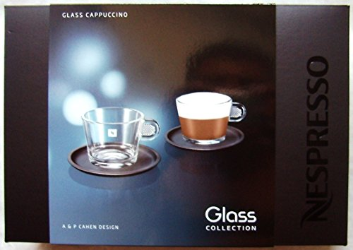 Nespresso Glass Collection