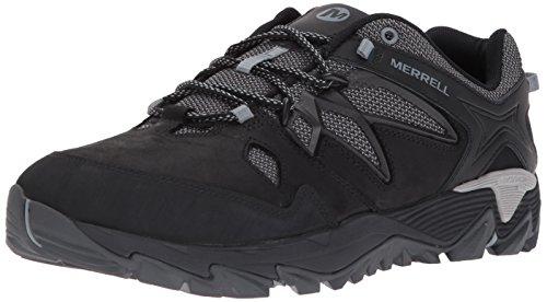 Merrell Out Blaze 2, Stivali da Escursionismo Uomo nero