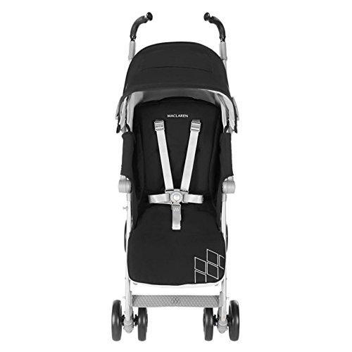 Maclaren Techno XT Stroller, Black/Silver by Maclaren (Image #2)