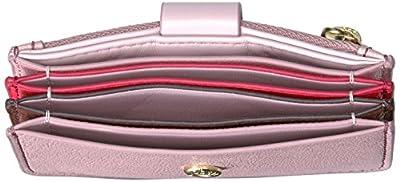 Fossil Mini Tab Wallet-powder Pink Wallet