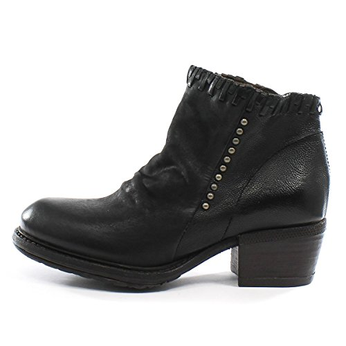 A.S.98 Botines Bajos Corn 260202-301 Nero Airstep as98 Nero