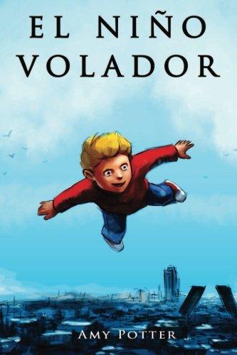Ni%C3%B1o Volador Spanish Amy Potter product image