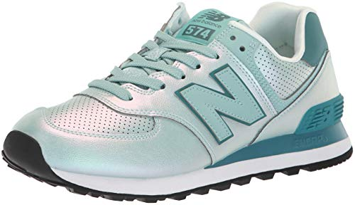Green Trainers Mineral Balance Banks Outer Ksa Women's New 574v2 Sage qOaIvw