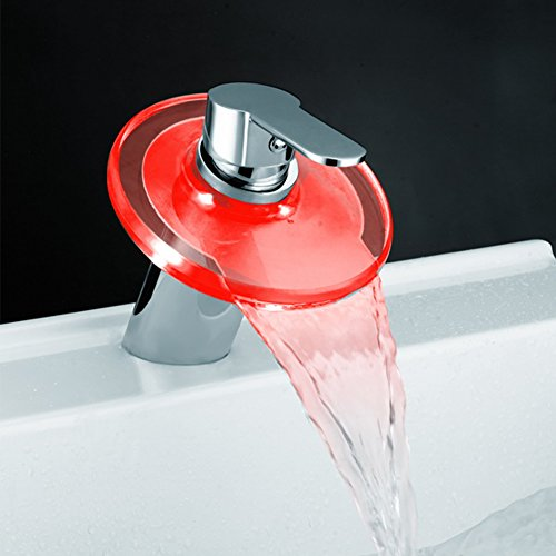 Led Heat Sensitive Shower Light - 9