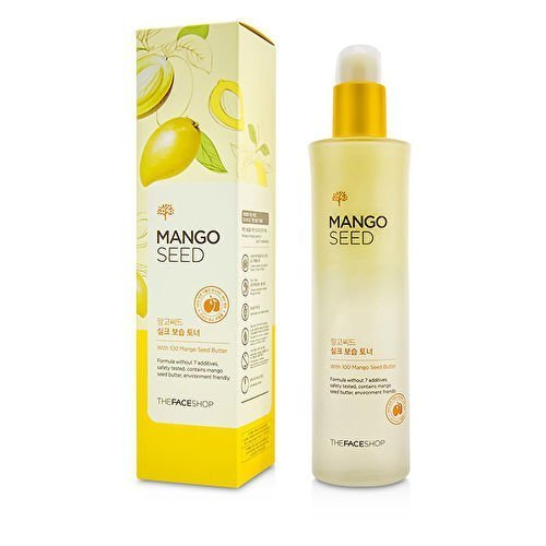 The Face Shop Mango Seed Silk Moisturizing Toner by The Face Shop