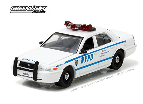 nypd police car - 9