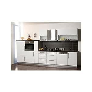 Mebasa MCZK650SW cocina, juego de cocina, bloque de cocina ...