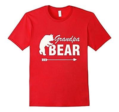 Grandpa Bear Funny T-Shirt