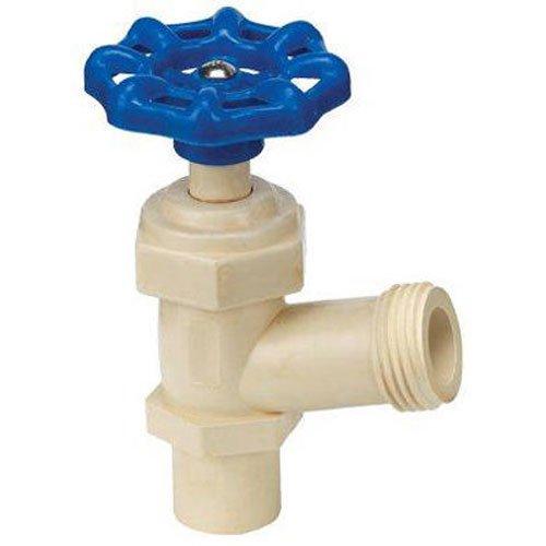 Homewerks VBD-CPV-E3B Boiler Drain, Solvent, CPVC, 1/2-Inch