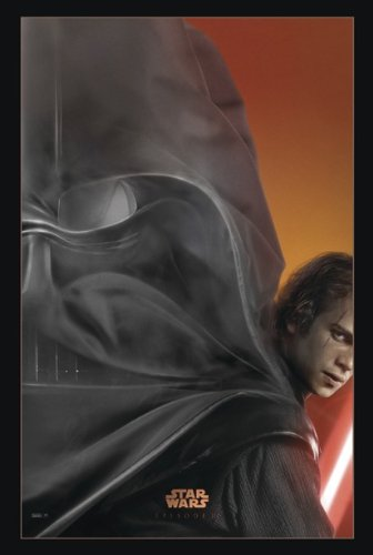 Star Wars: Episode III - Revenge Of The Sith - Teaser Movie Poster By