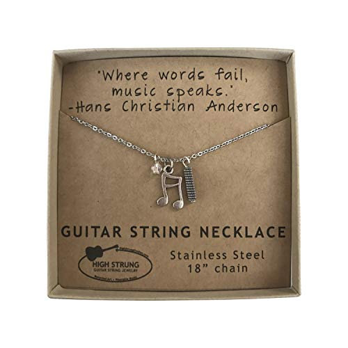 Quote Necklace - Anderson