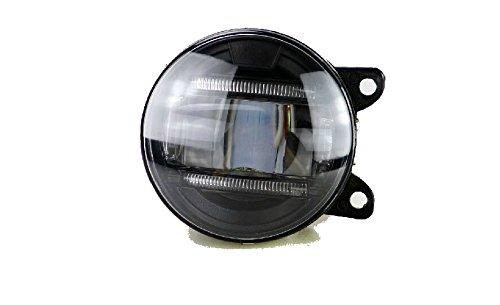 AupTech Peugeot 308 Fog Lights Q5-Lens LED Guide Daytime Running Lights -2PCS