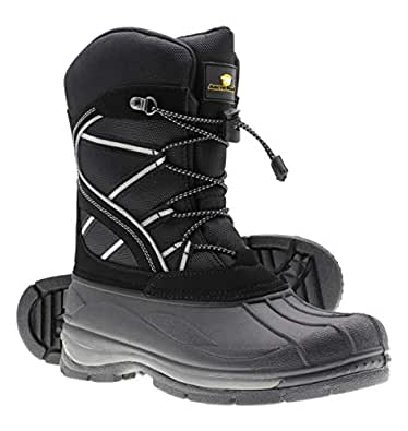 Amazon.com | ArcticShield Mens Waterproof Insulated Warm