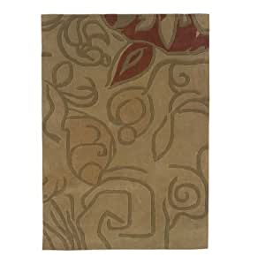 Trio Collection Area Rug - Abstract Floral