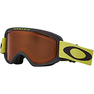 Oakley O2 XM Snow Goggles, Iron Citrus, Persimmon, Medium