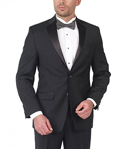 Ralph Lauren Super 130's Wool Tuxedo - 46 Short by RALPH LAUREN