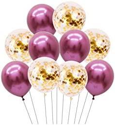 Globo Látex mármol metálicos globo globos Chrome boda fiesta ...