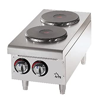 Great Commercial Electric Hot Plate   Solid Burner