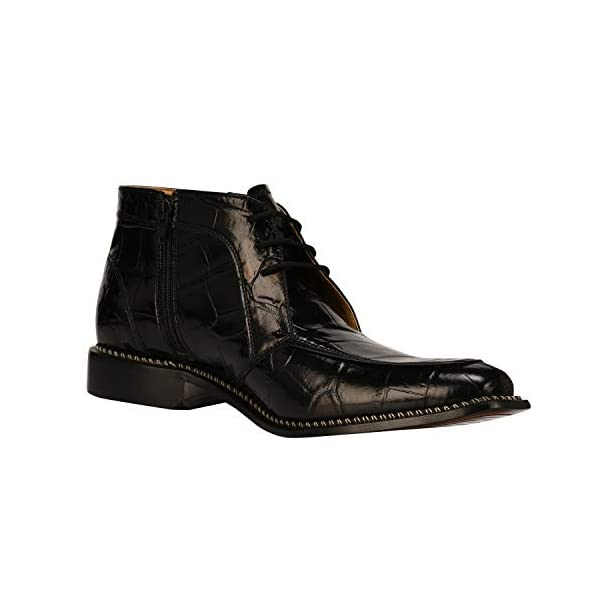 Men's Ankle High Top Boots