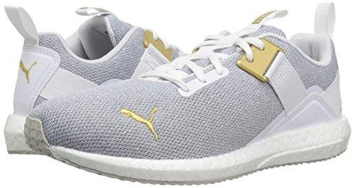 White Gold Sneaker Puma puma Team Donna BFxEUqRg