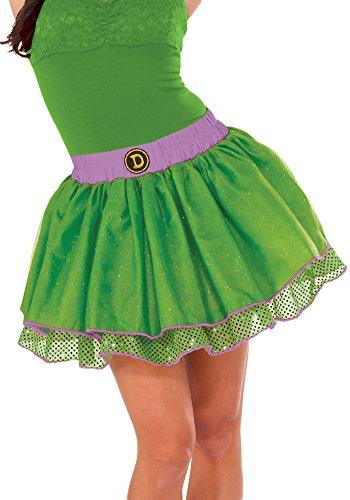 Rubie's Costume Co Rubies Costumes Teenage Mutant Ninja Turtles Sequins Tutu Costume Skirt -