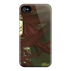 Special Design Back Autumn Girl Phone Cases Covers For Iphone 6