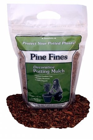 Ohio Mulch Supply 00200 Pine Fines Potting Mulch