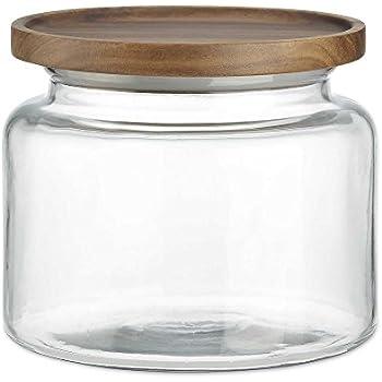 Amazon.com: Anchor Hocking (2 Pack) 48oz Glass Jars ...