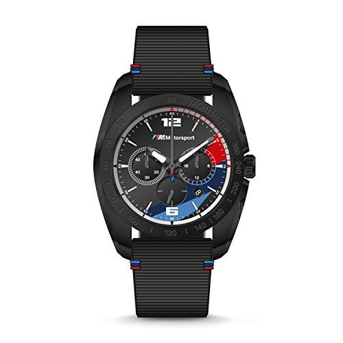 BMW M Motorsport Men's Chronograph Silicone Watch