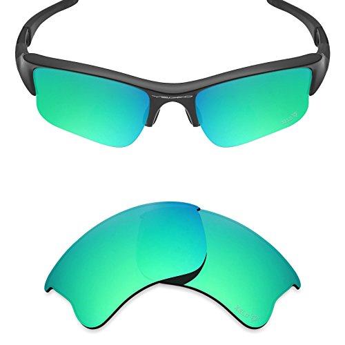 Mryok XELD Replacement Lenses for Oakley Flak Jacket XLJ - Chameleon - Chameleon Sunglasses