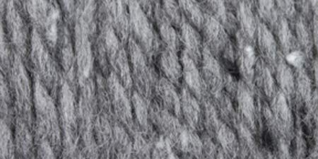 Patons Shetland Chunky Tweeds Yarn, 3 oz, Pewter Tweed, 1 Ball