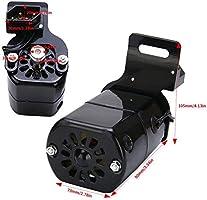 LIMMC Universal Home máquina de Coser Motor Pedal de pie 220 V 180 ...