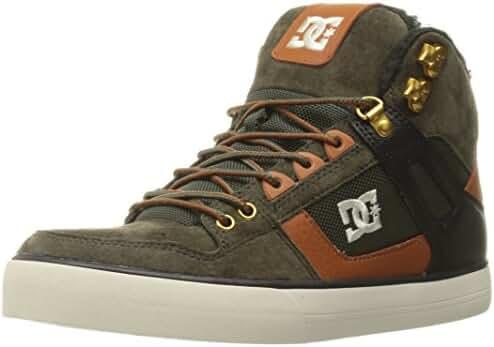 DC Men's Spartan High WC WNT Sneaker