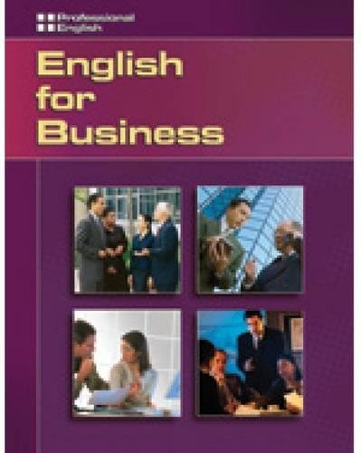 Professional English - English for Business