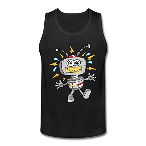 zzczhu-crazy-robot-cartoon-tank-top-for-men