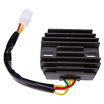 Voltage Regulator Rectifier For Arctic Cat 400 Bearcat 454 2x4 500 4x4 NEW: Automotive