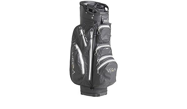 Vega Aqua carrito Golf Bag- alta calidad 100% impermeable ...