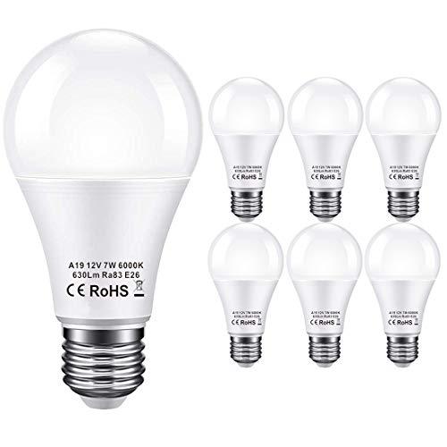 12V Led Light Bulbs Solar in US - 4