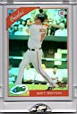 2009 Topps (eTopps) Baseball #26 Matt Wieters Rookie Card - His ONLY Topps RC! Only 1,499 made!