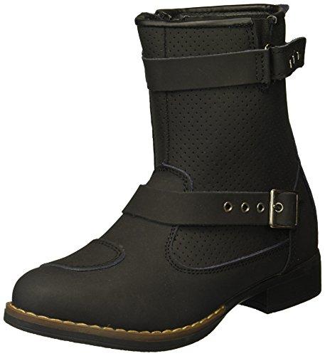 Joe Rocket Moto Adira Ladie's Women's Leather Riding Boots Black SZ 9