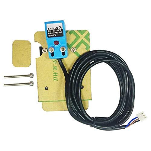 Amazon.com: Sensor de proximidad Sensor de posición de ...