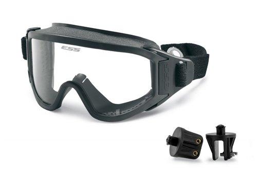 Ess Clear Fire Goggle, Anti-Fog, Scratch-Resistant