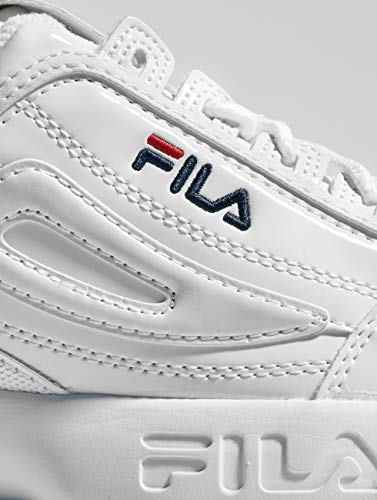 Donna Wmn 40k Beige Fila Sneaker Disruptor 1010441 M xqfwxgYBZ