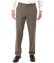 Dockers Men\'s Signature Khaki Straight Fit Pants D2 Dark Pebble 36x36
