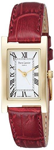PIERRE LANNIER watch rectangle watch P475A510C56 Ladies