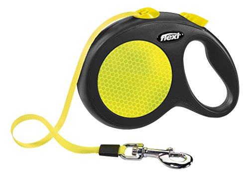 flexi New Classic Leash, Neon, Large, 50 kg