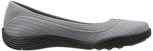 Grasshoppers Womens Reveal Skimmer Fashion Sneaker Mid Grey WN5lMZhif