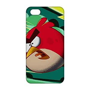 Wish-Store Angry birds (3D)Phone Case for iPhone 5s Kimberly Kurzendoerfer