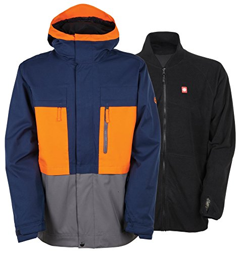 686 Mens Authentic Smarty Form Jacket