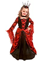 Big Girls' Dracula Pocket Princess Costume